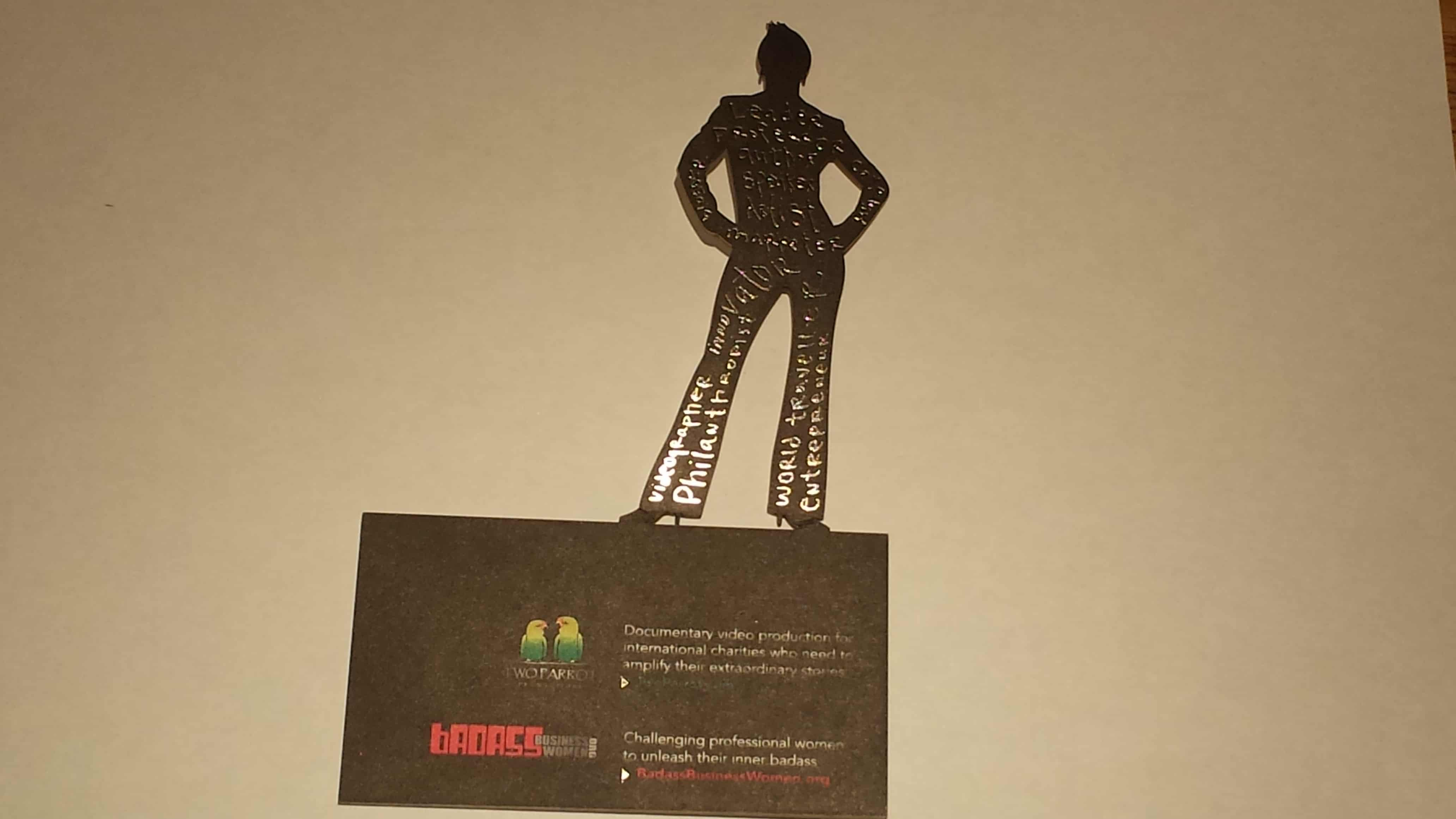 Do you stand out with cool business cards maybe you should cool business cards make a statement reheart Gallery