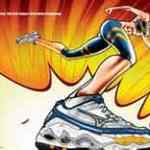 Manufactures are embedding RFID into running shoes to interact with customers