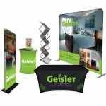 Make your booth impactful