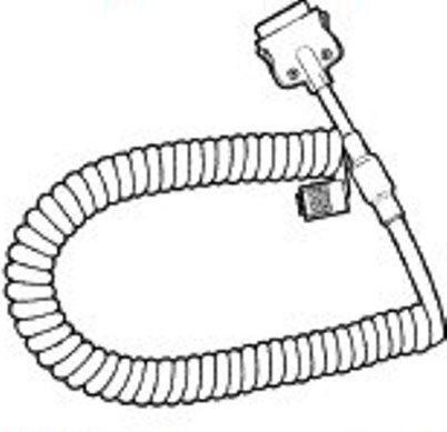 Intermec 226-469-001 Mobile Computer to Printer Cable For