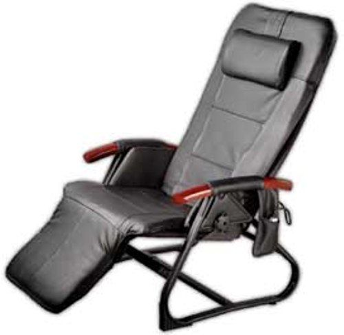 recliner massage chair mid century table and chairs homedics ag 2001tl3c tony little destress ultra inversion with heat ergonomic position ideal for optimum relaxation