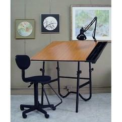 Drafting Table Chairs Desk Chair Big Lots Alvin Cc2005ebwr Onyx Creative Center Lamp Black Base