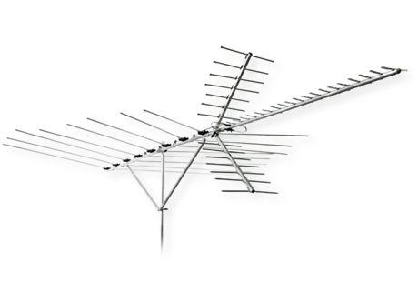 Uhf Antenna: Deep Fringe Uhf Antenna