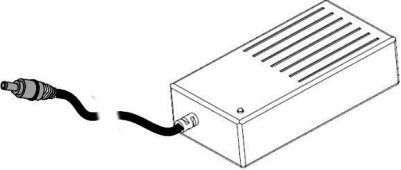 Datamax DPO74-2431-01 Power Supply (110 Volt) For use with