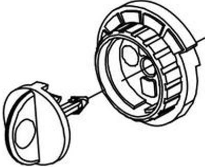 Datamax DPO78-2762-01 Knob Head Lift Camera Kit For use