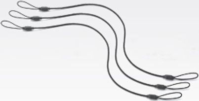 Motorola Symbol KT-122621-03R Spare Tether (3 pack) For