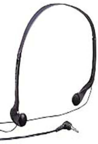 Sony MDR-W14L Vertical in-the-ear Headphones, Acoustic