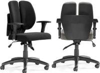 Zuo Modern 205335 Aqua Office Chair, Black Mesh; Has a ...