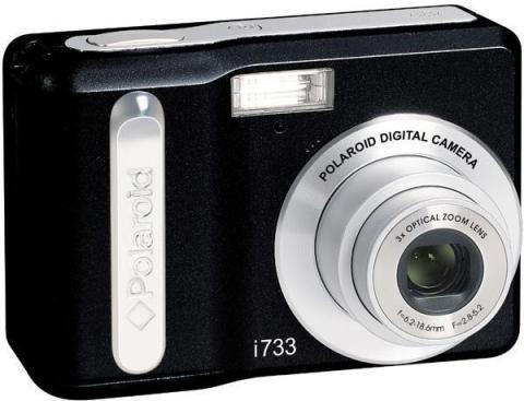 Polaroid i733 Remanufactured Digital Camera, 7.0 Megapixel
