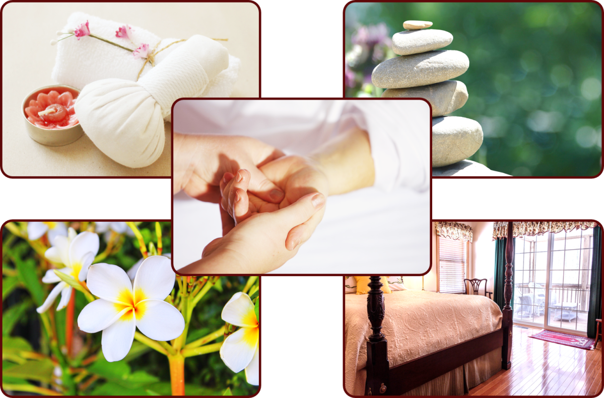 Spas, retreats and wellness centres