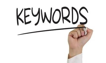 cómo elegir las palabras clave adecuadas