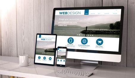 ¿Qué es una página web sencilla?