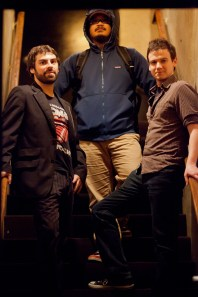 The Sal Filipelli Band featuring Harley Magsino and Charles Weller Live at 4th & B 11-4-11