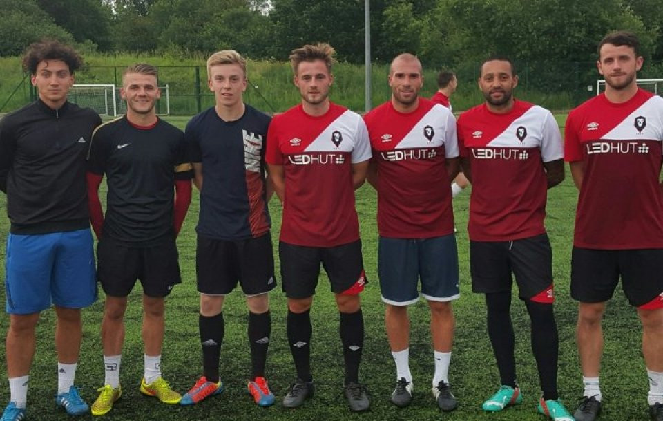 Salford City new signings