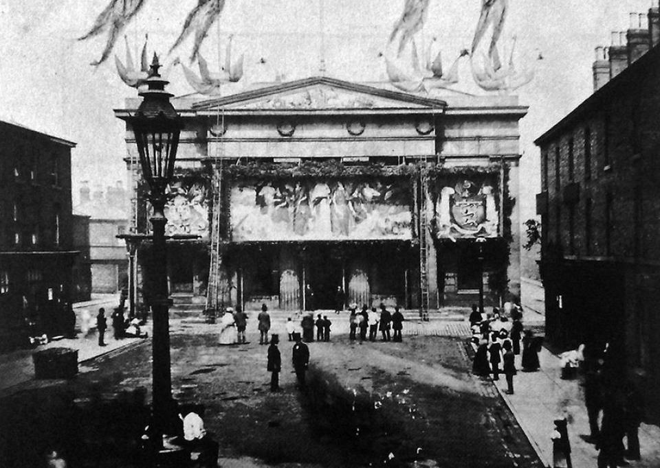 crimean war 1856 salford bexley square
