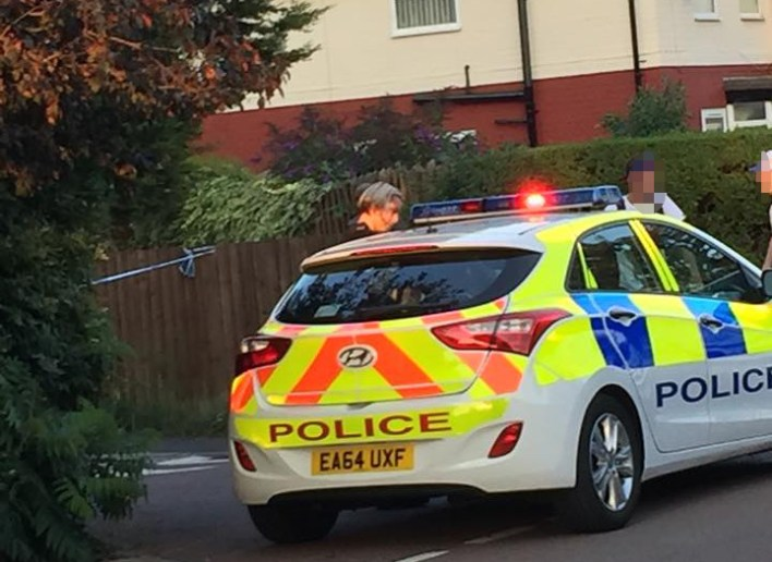 man shot normanton avenue weaste salford