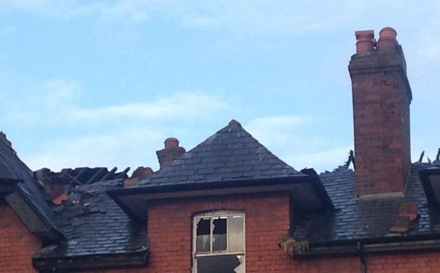 walkden fire damage 8