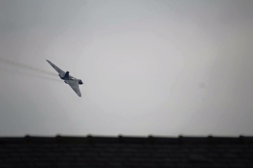 Vulcan Bomber Phil McKessey Mitchell