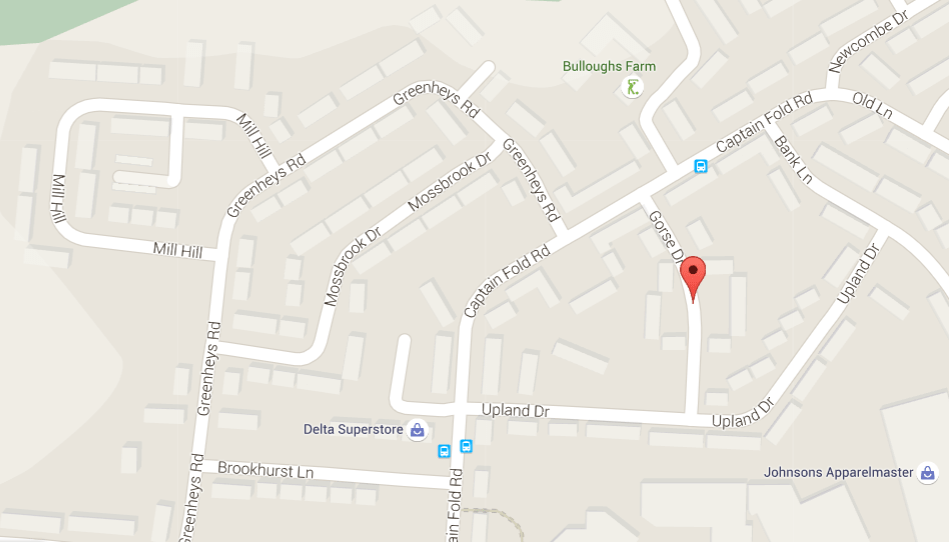 Armed police raid house on Gorse Drive in wake of Little