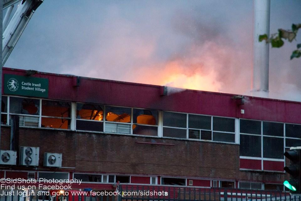 Castle Irwell Fire 3 110716