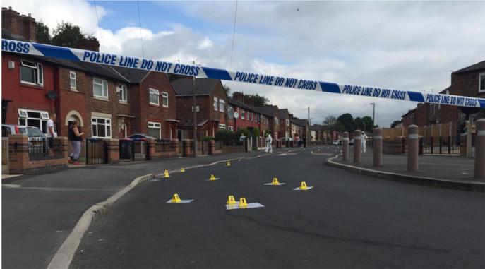 Cambrai Crescent murder scene Winton