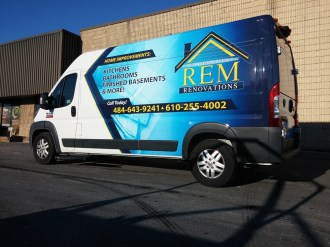vehicle wraps in Detroit MI