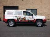 vehicle wraps in Detroit MI
