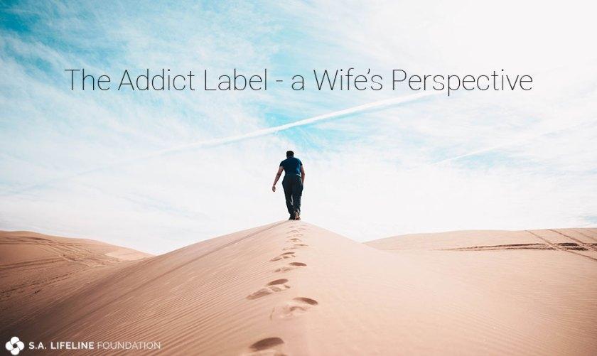 label of addiction