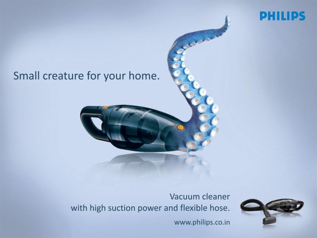 Philips advertisement