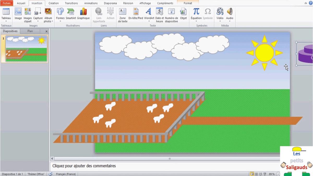 Faire un dessin anim en moins d 39 une heure version - Open office impress telecharger gratuit ...