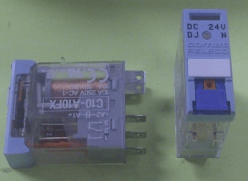 Interposing Relay Wiring