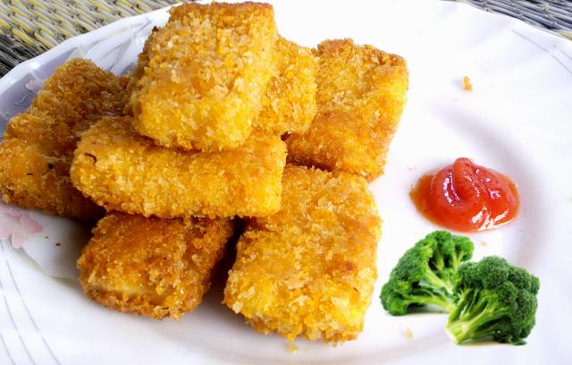 Menu Resep Nugget Ikan