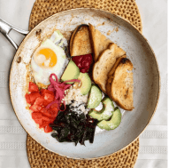 A Breakfast Skillet for Champions