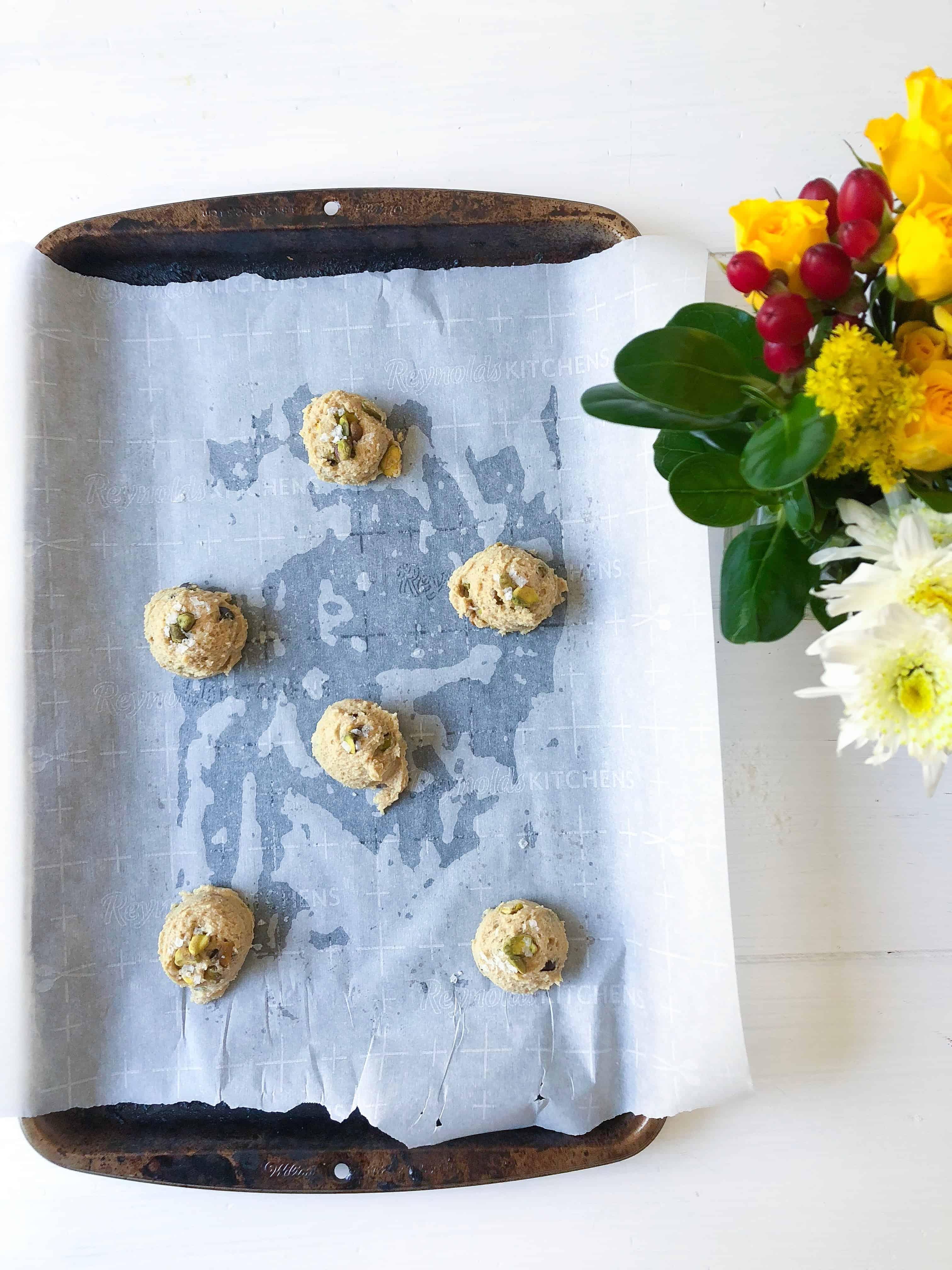 Gluten-free Chocolate Chip Cookies - Salima\'s Kitchen