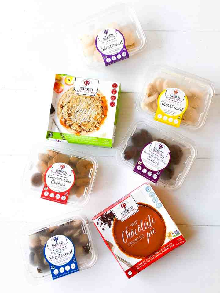 Product Review: Raised Gluten Free