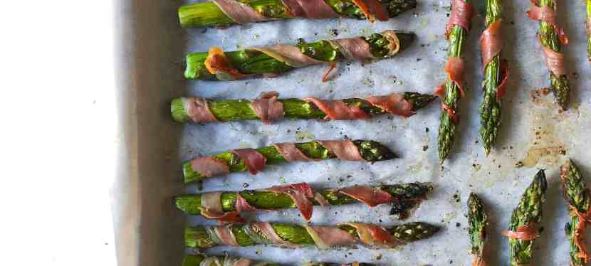 Prosciutto Wrapped Asparagus: The Allergy Friendly Blog