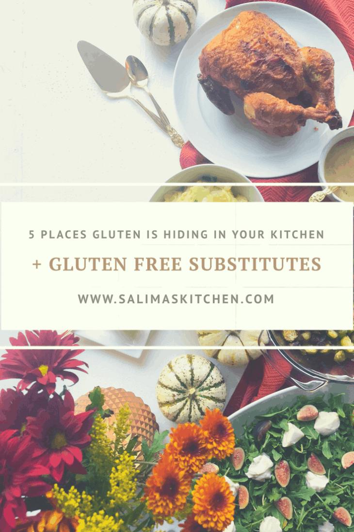 Gluten Free Substitutes