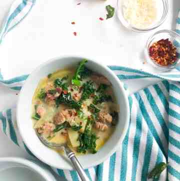One Pot Zuppa Toscana