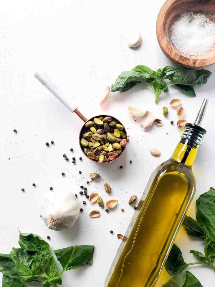 Vegan Pistachio Pesto