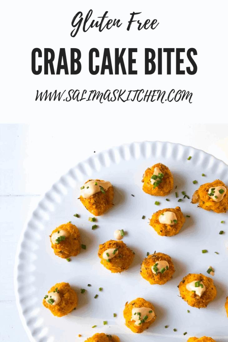Gluten Free Crab Cake Bites