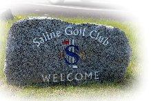 Saline golf club