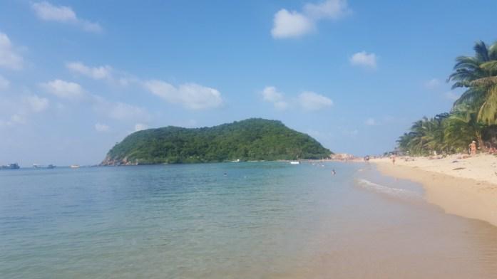 Mae Haad y Koh Ma, principales playas de Koh Phangan