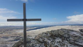 Vistas desde la cruz
