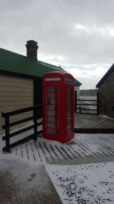 Una cabina telefónica conocida