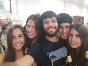 Nuestras amigas chilenas