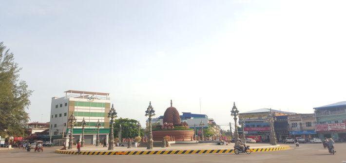 Monumento al Durian