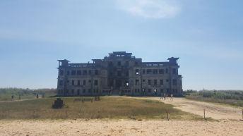 El hotel-casino abandonado