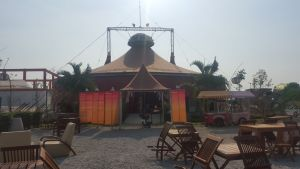 El circo de Siem Reap