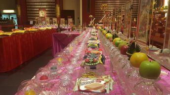 Bienvenidos al banquete