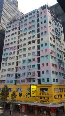 Un edificio simpático